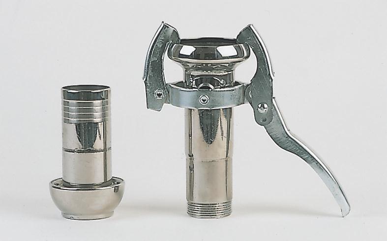 БРС  UMT тип Humet/Perrot/Cardan из нержавеющей стали AISI304, AISI316 с различным типом присоединения под приварку, резьбу, под шланг.